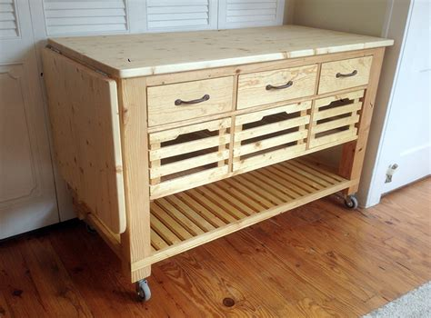 mobile kitchen island rustic mobile kitchen island by garbanzolasvegas 4181