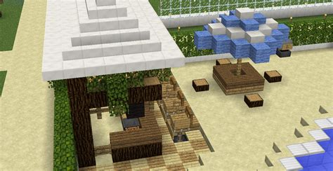 Tiki Hut Minecraft - empire pool version 2 page 3 empire minecraft