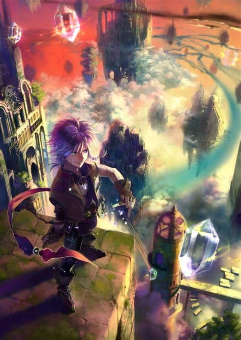 images  animeart fantasy  pinterest