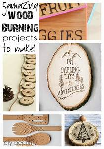 Diy, Inspiration, For, Wood, Burning, Tool, And, Giveaway, -, Diy, Beautify