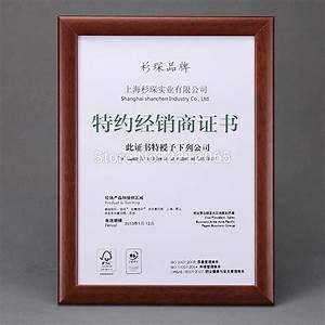 online buy wholesale diploma certificate frames from china With cheap document frames