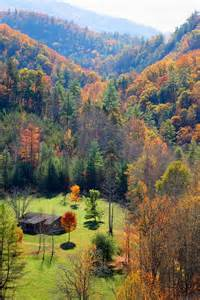 Hot Springs in North Carolina Mountains