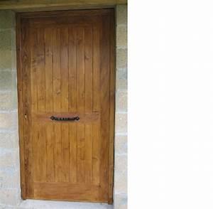 comment reparer une vieille porte en bois With reparer une porte en bois fissuree