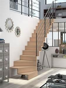 Escalier Quart Tournant Bas : les 25 meilleures id es de la cat gorie lapeyre escalier ~ Dailycaller-alerts.com Idées de Décoration