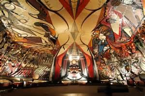 David Alfaro Siqueiros Murales by Polyforum Siqueiros Patrimonio Cultural Del Df Blog