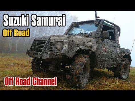 suzuki samurai road compilation