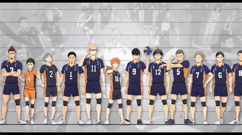 This set contains all characters, including a name, description, and personal information. Which Haikyuu!! Character Is Your Soulmate? Find Out Who to Date Here