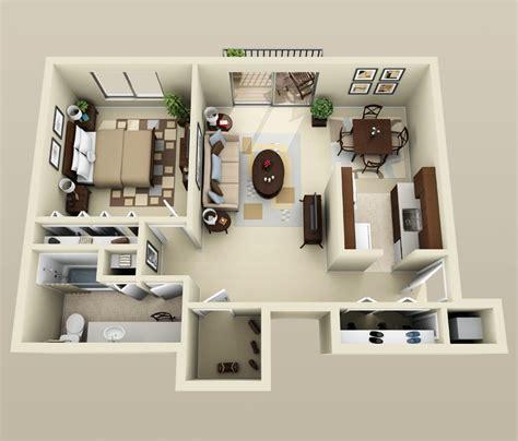 bedroom apartmenthouse plans architecture design