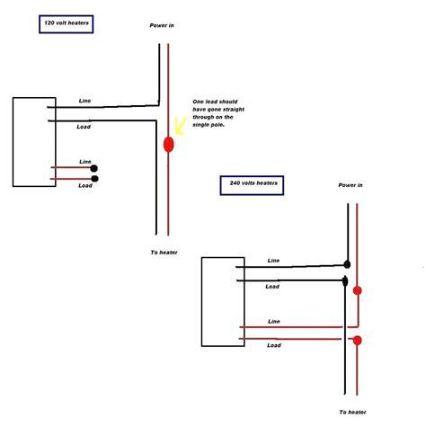 marley baseboard heater wiring diagram free wiring diagram
