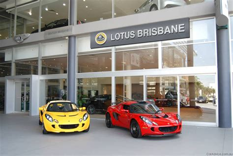 lotus cars   brisbane  caradvice