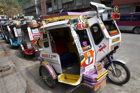 philippine tricycle design transportation in philippines tourists should know