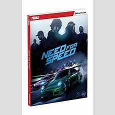First Details For The Need For Speed Standard Edition Strategy Guide  Game Idealist