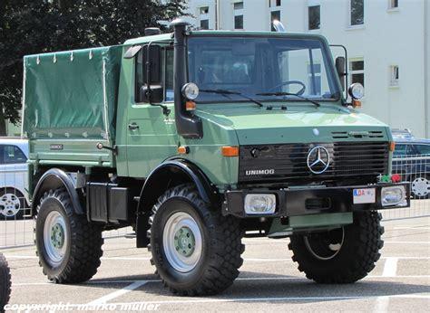 Unimog Mercedes by Mercedes Unimog U1300
