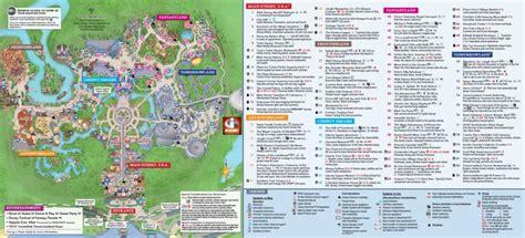 magic kingdom map walt disney world wdw kingdom