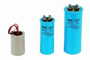 China Metallized Polypropylene Film Capacitor  Cbb65 1 Mf