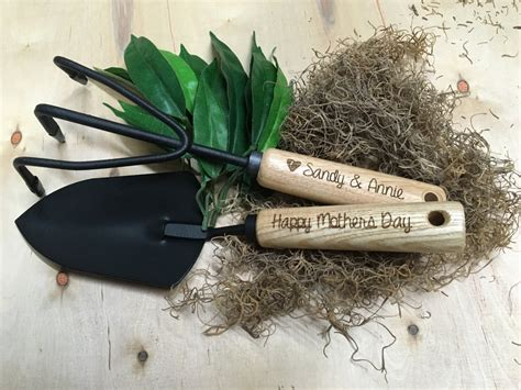 Unique Garden Gifts - personalized garden tools unique gift for gift for