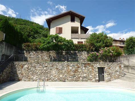 Appartamento Con Piscina by Sorico Appartamento In Residence Con Piscina Lago Como