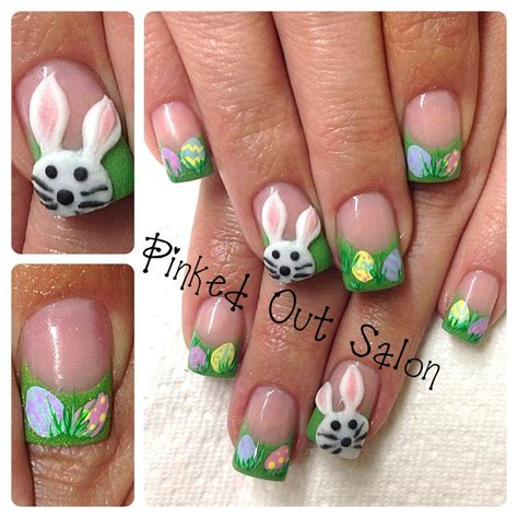 Cute And Easy Easter Nail Art Design Ideas 31  Fashion Best