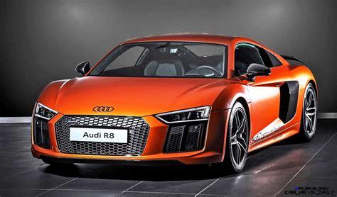 Audi Car : 2016 Audi R8 V10 Copper