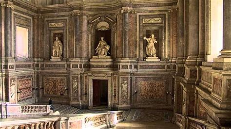 royal palace  caserta italy hdp youtube