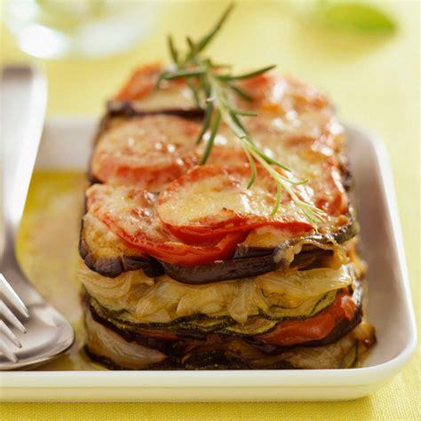 cuisine des legumes tian de légumes gratiné facile et pas cher recette sur