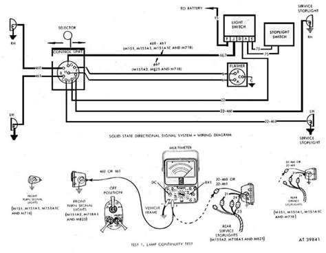 Yankee Turn Signal 730 6 Wiring Diagram by Willys M Jeeps Forums Viewtopic 24v M151 Turn Signal System
