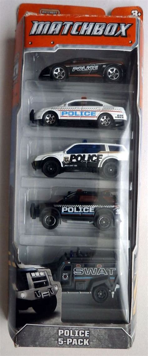 Image   Police (5 Pack Exclusive)   Matchbox Cars Wiki