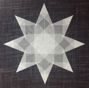 Sterne Basteln Kindergarten : wei er stern 8 zacken sterne aus transparentpapier basteln ~ Frokenaadalensverden.com Haus und Dekorationen