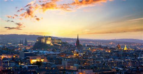 Rabbies Trail Burners :: Where is the Best View of Edinburgh?