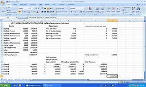 npv excel template 28 images spreadsheet template With npv excel template