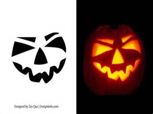 easy pumpkin simple scary pumpkin carvings www imgkid com the image kid has it