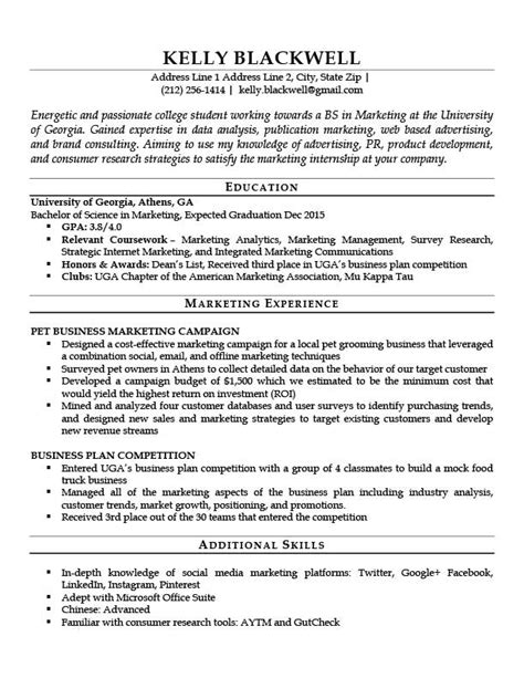 Entry Level Resume Template Career Level Situation Templates Resume Genius