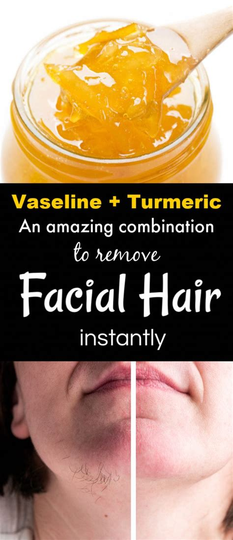 How To Use Vaseline To Remove Unwanted Hair #beauty # ...