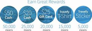 Earn awesome prizes with Travefy Rewards! - Travefy