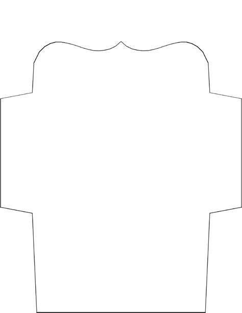 envelope template       mini