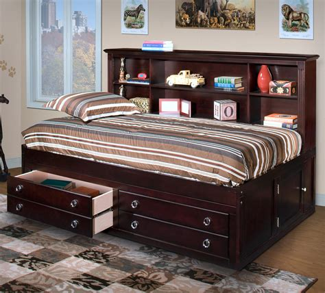 Captains Bed by Lounger Captain S Bed Lapeer Furniture