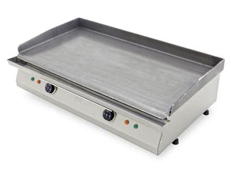 cuisine à la plancha électrique plancha électrique fainca plce800 réf aménagement