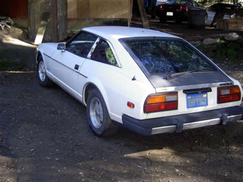 1980 Datsun 280zx Parts by 1980 Datsun 280zx 2dr W Hatch Restoration Or Parts You