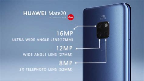 huawei mate   official triple camera tiny notch