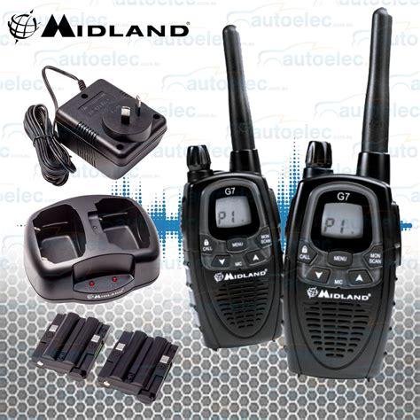 Fram G7 Fuel Filter by Midland G7 Xt 80 Channel 3 Watt 477mhz Handheld Uhf Cb 2