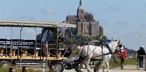 Navette Mont Saint Michel : les cal ches du mont saint michel sont elles s res ~ Maxctalentgroup.com Avis de Voitures