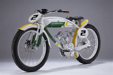 Caterham Launches Motorcycle Division With Two New
