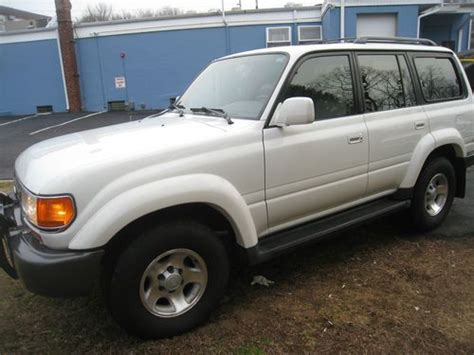 Purchase Used 1997 Toyota Land Cruiser Fzj80 In Middletown