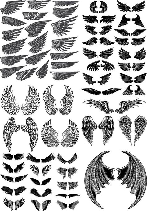 wings vector pack  vector cdr  axisco