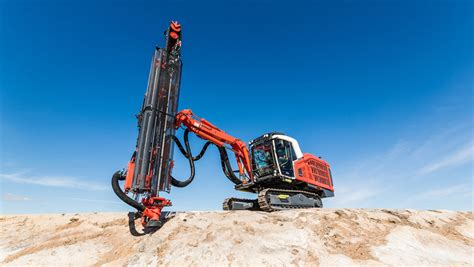 sandviks latest intelligent drill rigs   strong