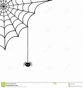 Corner Spider Web Clipart - ClipartXtras