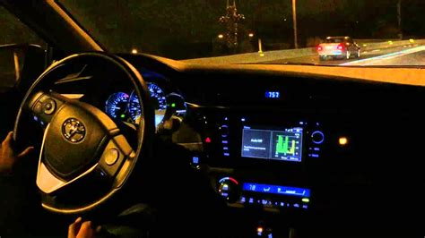 corolla night drive march  updates youtube