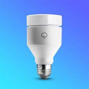 Smart Led Lampe : test lifx led lampe mit wlan seite 3 von 9 smart home area ~ Watch28wear.com Haus und Dekorationen