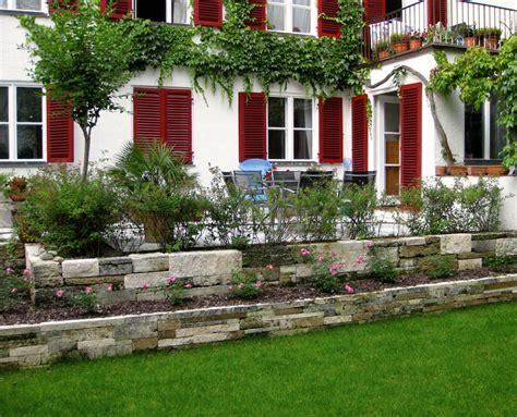 Gartenbepflanzung  Gartenbaur  Der Landschaftsarchitekt