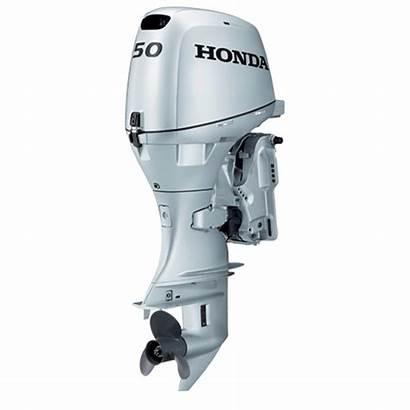 Outboard Honda Motor Bf50 Boat Bf Hp